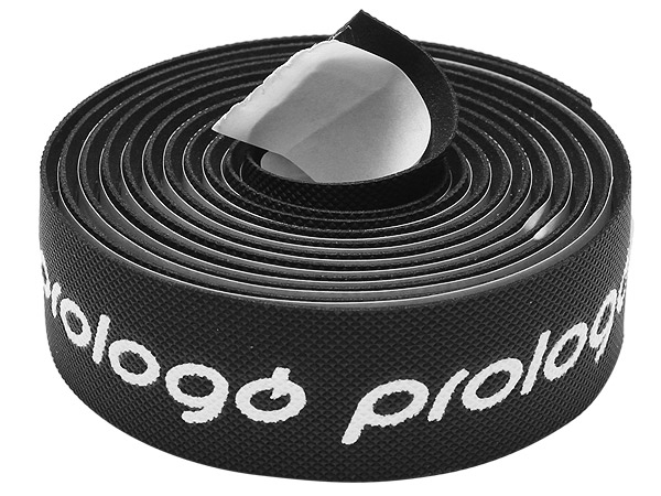 prologo gel black logo white