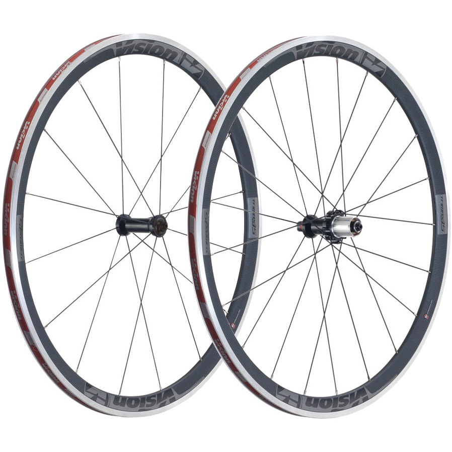 .2018 roues vision trimax T35 carbone